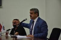 RIDVAN DİLMEN - Nazilli Belediye Meclisi Çocuklara Yönelik Şiddeti Lanetledi