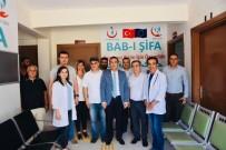 ERGÜN BAYSAL - Nusaybin'de Göçmen Sağlığı Merkezi Hizmet Vermeye Başladı