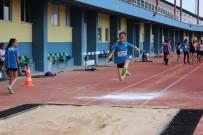TÜRKİYE ATLETİZM FEDERASYONU - Osmangazili Atletler Işık Saçtı