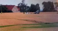 ARAŞTIRMA KOMİSYONU - Polonya'da Savaş Uçağı Düştü, Pilot Hayatını Kaybetti