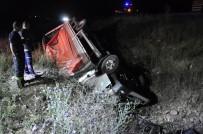 Sandıklı'da Meydana Gelen Kazada Bir Kişi Hayatını Kaybetti