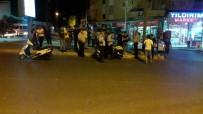 BALıKLıGÖL - Şanlıurfa'da Trafik Kazası Açıklaması 2 Yaralı