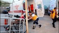 Sivas'ta Trafik Kazası Açıklaması 17 Yaralı