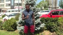 SAMET AYBABA - 'Söz Verdiğim İçin Bursaspor'dayım'