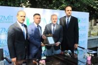 KOCAELISPOR - Süper Lig'e Çıkan İzmit Belediyespor'da Yeni Başkan Öztürk Oldu