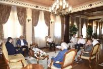 SERBEST BÖLGE - Tarihi Mekanlar Kentsel Dönüşümle Turizme Kazandırılacak