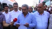 EVLAT ACISI - Tatvan'daki Dolmuşçular Çocuk Ölümlerine Tepki Gösterdi