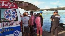 ÇİNLİ - Tayland'da Tekne Faciasında Ölü Sayısı 33'E Yükseldi