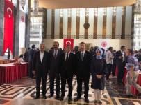 TBMM Çevre Komisyonu Başkanı Muhammet Balta TBMM'de Kaydını Yaptırdı