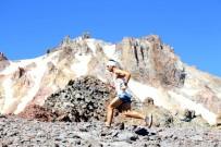 KıLıÇARSLAN - Uluslararası Erciyes Dağ Maratonu Başladı