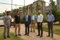 EDEBIYAT - Ümit Yaşar Oğuzcan Parkı'nda Dönüşüm Başladı