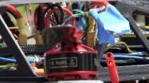 BITIRME PROJESI - Üniversite Öğrencileri Robot Kollu Drone Geliştirdi