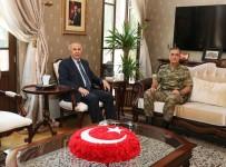 Zeytin Dalı Harekatı - Vali Ata Açıklaması 'TSK Zeytindalı Harekatı'ndaki Başarısıyla Takdiri Hak Etmiştir'