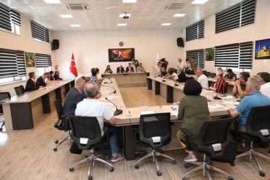 Vali Bilgin İl Genel Meclis Toplantısına Katıldı