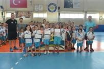TAM GÜN - Yaz Spor Okullarında Sertifika Sevinci