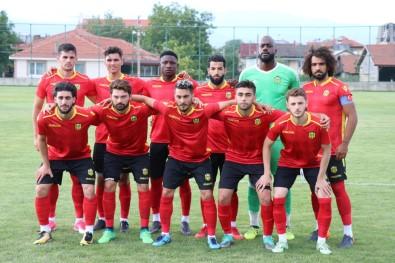 Yeni Malatyaspor İlk Hazırlık Maçını Kazandı