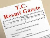 YÜKSEK SEÇIM KURULU - YSK'nın cumhurbaşkanı seçimine ilişkin kararı Resmi Gazete'de