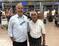 HACI BAYRAM - 20 Yıl Sonra Kardeşini Buldu