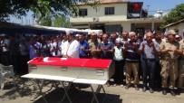 KADIRLI DEVLET HASTANESI - 92 Yaşında Hayatını Kaybeden Kore Gazisi Son Yolculuğuna Uğurlandı