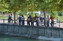 Adana'da Aynı Gün Aynı Yerde İkinci Boğulma Olayı