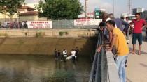 Adana'da Sulama Kanalına Giren Kişi Boğuldu