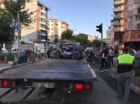 Afyonkarahisar'da Motosiklet Denetimi