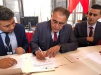 AK Parti Nevşehir Milletvekilleri TBMM'ne Kayıtlarını Yaptırdı
