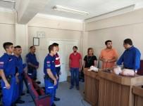 ALİ ŞENER - Alaşehir'de Jandarması İlk Yardım Eğitiminden Geçti