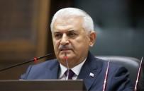 HUKUK DEVLETİ - Başbakan Yıldırım helallik istedi