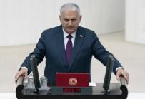 DURMUŞ YıLMAZ - Başbakan Yıldırım yemin etti