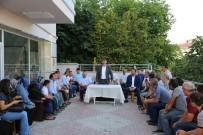 ZABITA MÜDÜRÜ - Başkan Akın, Daire Müdürleri İle Talepleri Dinledi