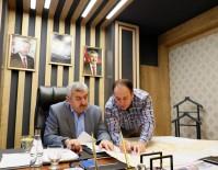 ÜNİVERSİTE KAMPÜSÜ - Başkan Baran'dan Proje Değerlendirme Toplantısı
