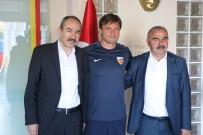 KAYSERISPOR - Başkan Gülsoy Açıklaması 'Kayserispor Şehrimiz İçin Önemli Bir Değer'