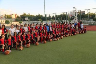 Başkan Yanılmaz, 'Amacımız Milli Sporcular Yetiştirmek'