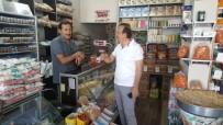 Belediye Başkanı Seçen, Esnafları Ziyaret Etti