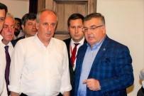 MEHMET SIYAM KESIMOĞLU - Belediye Başkanından İnce'ye İmza Kampanyası Desteği
