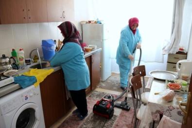 Biga Belediyesi'nden Ev Temizliği Hizmeti