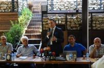 ANAYASA - Bursa'da CHP'liler Değişim İstiyor