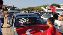 GÖRÜKLE - Bursa'da ''Çocuk İstismarı Ve Kadına Yönelik Şiddete'' Tepki Konvoyu