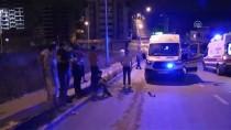 TAŞPıNAR - Bursa'da Otomobille Çarpışan Motosikletteki İki Genç Öldü