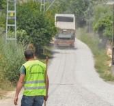HÜSEYIN DEMIR - Büyükşehir'de Yol Çalışmaları Sürüyor