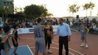 Çanakkale Sokak Basketboluna Doyacak