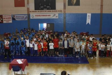 Çankırı'da Wushu Sanda/Taolu Şampiyonası Yapıldı
