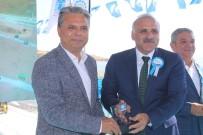 CANKURTARAN - Çevre Ödülü Üçüncü Kez Muratpaşa'nın Oldu