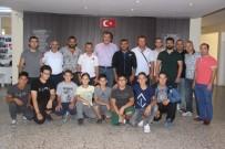 Çivril Belediyesi Güreş Kulübü Sporcuları Başkan Güven'le Buluştu
