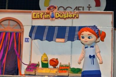 Çocuklar Elif'in Düşleriyle Eğlendi