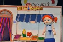 ÇOCUK OYUNU - Çocuklar Elif'in Düşleriyle Eğlendi