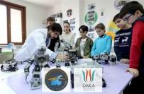 İPEKYOLU - Çocuklar Ve Gençler Geleceğe İpekyolu'ndan Bakıyor