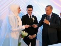 İSMAIL KAHRAMAN - Cumhurbaşkanı Erdoğan, Numan Kurtulmuş'un Kızının Nikah Törenine Katıldı
