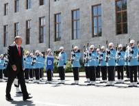 GRUP TOPLANTISI - Cumhurbaşkanı Erdoğan, TBMM'de